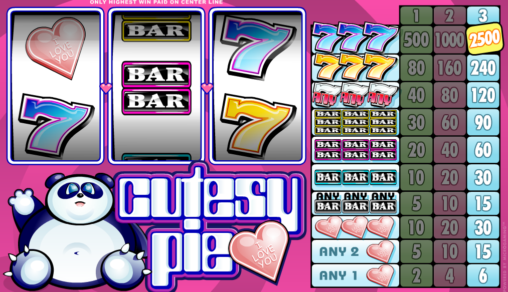 Win jackpot with Cutesy Pie: The Magic Game